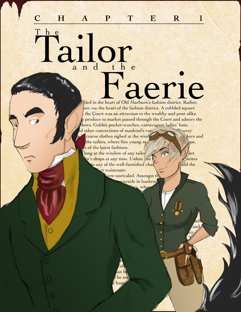 Chapter 1- The Tailor and the Faerie